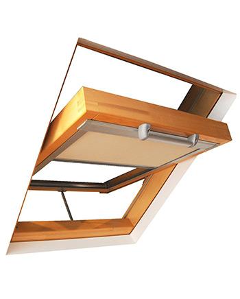 Motore apertura per abbaini e finestre da tetto for Finestre per abbaini