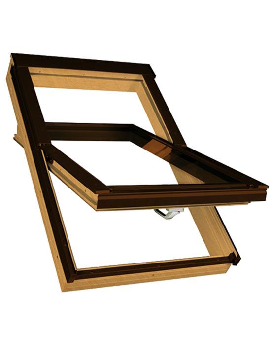 finestra da tetto a bilico centro finestre per tetti
