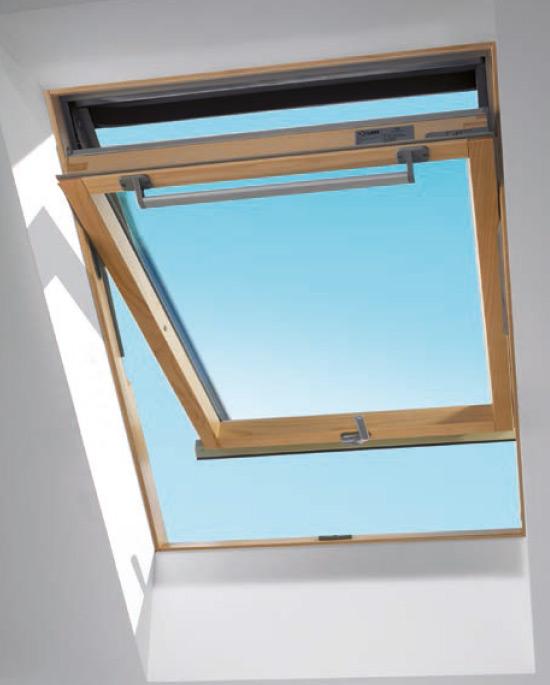 Finestra da tetto a bilico centro finestre per tetti - Finestre a tetto ...