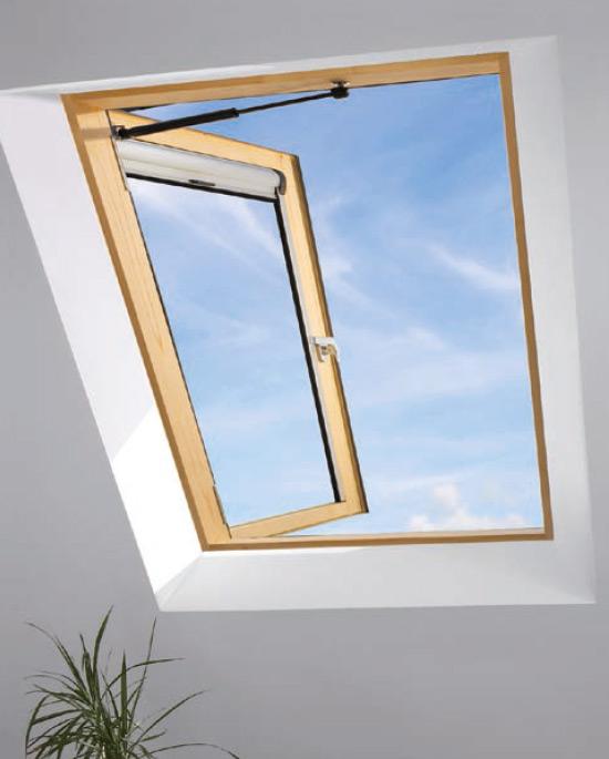 Finestra da tetto a libro centro finestre per tetti for Finestre per tetto
