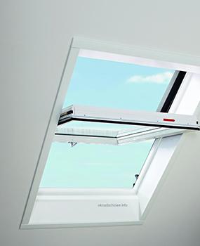 Finestre per tetti in pvc centro finestre per tetti for Finestra nel tetto
