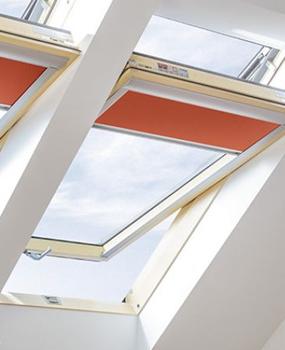 Velux uscita tetto fibra di ceramica isolante for Velux in alluminio