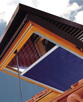 tapparelle per abbaini e finestre per tetti