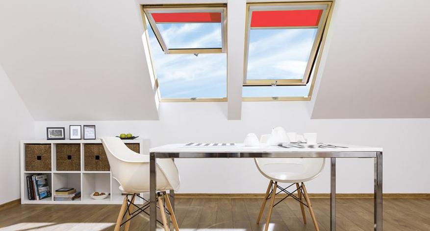 Produzione e vendita finestre per tetti for Vendita lucernari